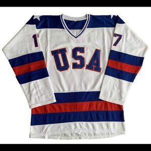 New USA O'Callahan Hockey Jersey All Sizes
